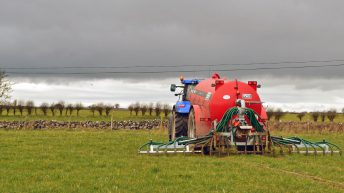 'Reasonable excuse' slurry ban reprieve for struggling Northern farmers