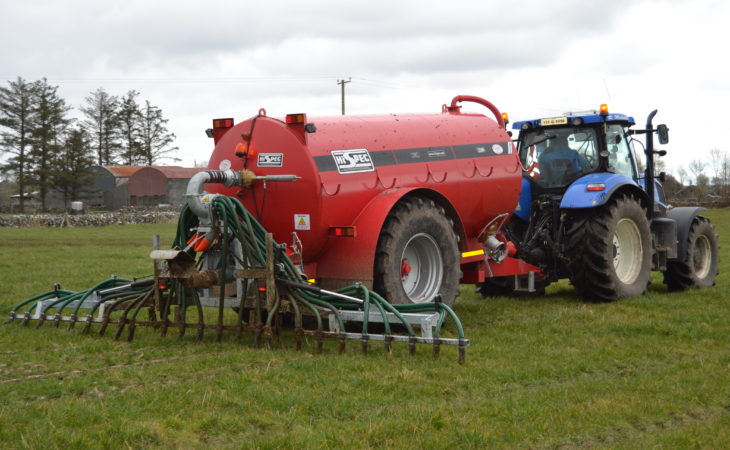 Calls for 'unrealistic' slurry derogation deadlines to be extended