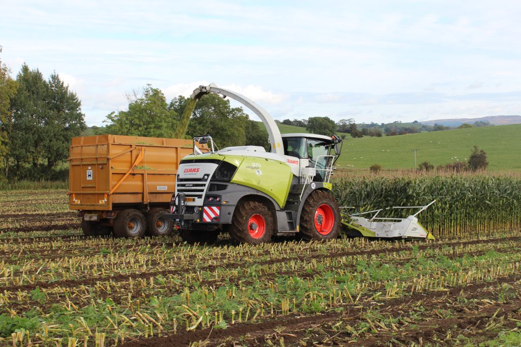 f9ecda77 Five key features of the new Claas Jaguar forage harvester - Agriland.ie