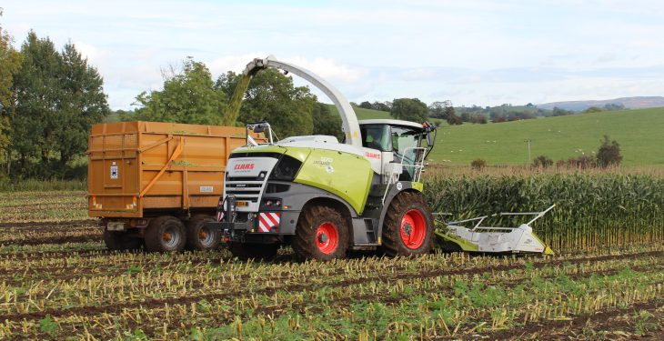 Five key features of the new Claas Jaguar forage harvester