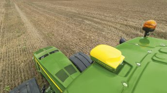 John Deere to set 'new standards' in precision farming
