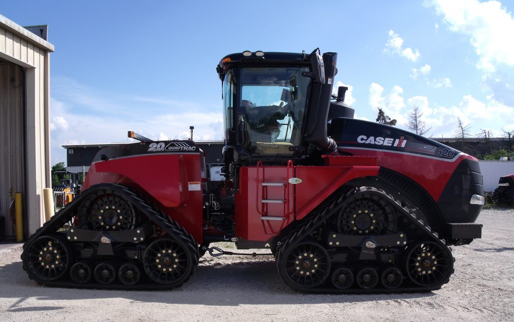 New Case IH Quadtrac 620 model