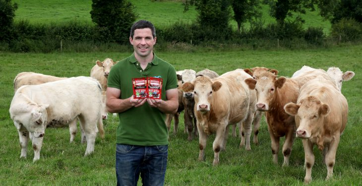 Irish snack business wins Blas na hEireann innovation award