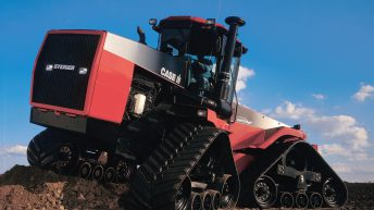 Case launches special edition model to mark 20 years of Quadtrac production