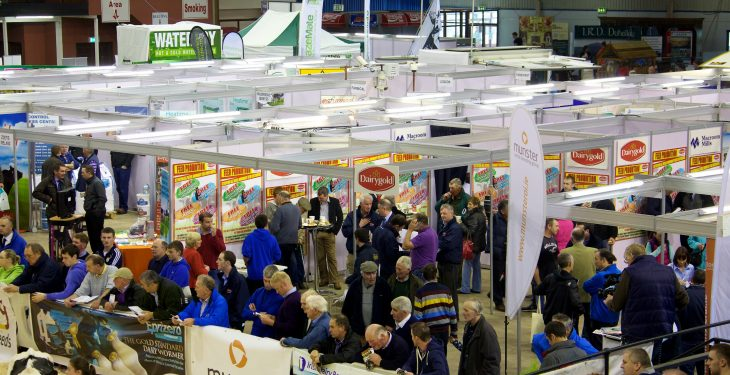 Best trade stand and innovation recognised at the National Dairy Show