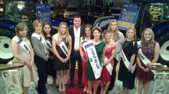 32 competitors to take part in this year's Queen of the Land Festival