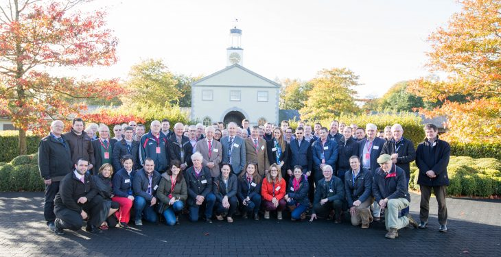 Agricultural Science Association receives guided tour of Ballydoyle Racing