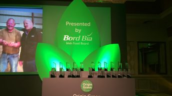 Ireland's most sustainable farmers honoured by Bord Bia