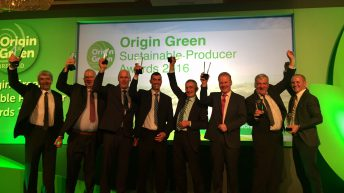Eight family farms take home Origin Green Producer Awards