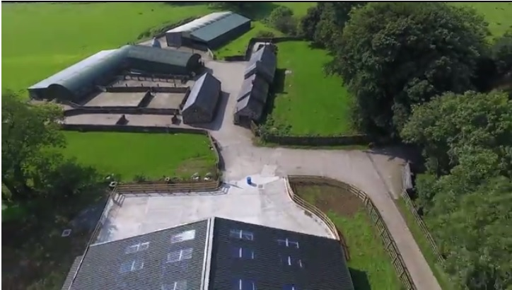 Video: Check out the new €920,000 sheep handling facility at this ag college
