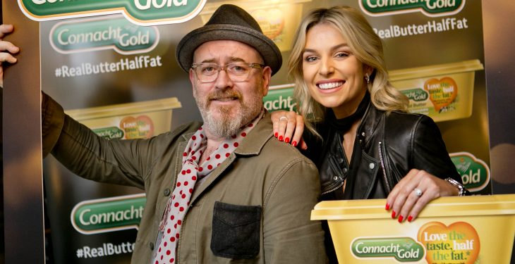 Connacht Gold butter: Coming to a screen near you soon