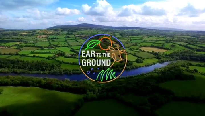 Video: Ear to the Ground visits farmer who powers his farm using biogas