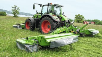 Pics: Fendt releases new hay and forage equipment