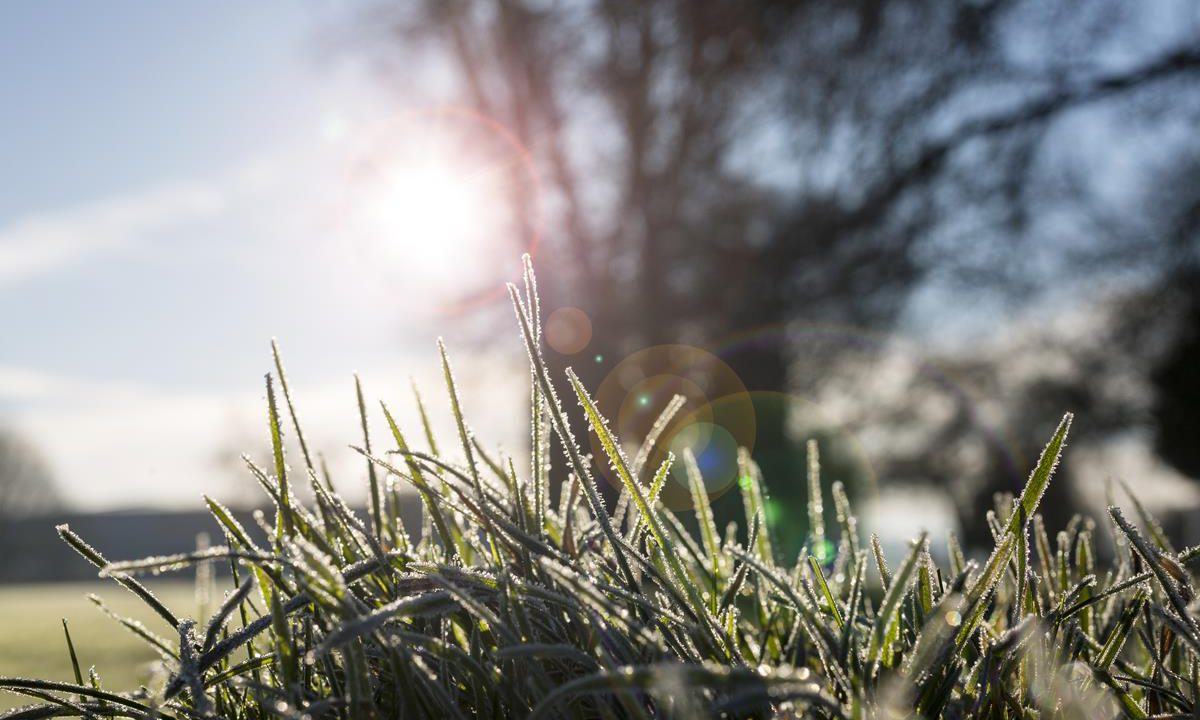 Mixed bag of weather in store this week with rain, sunny spells and frost