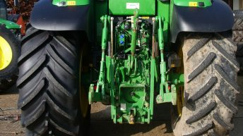 5 tyre checks farmers should complete this winter