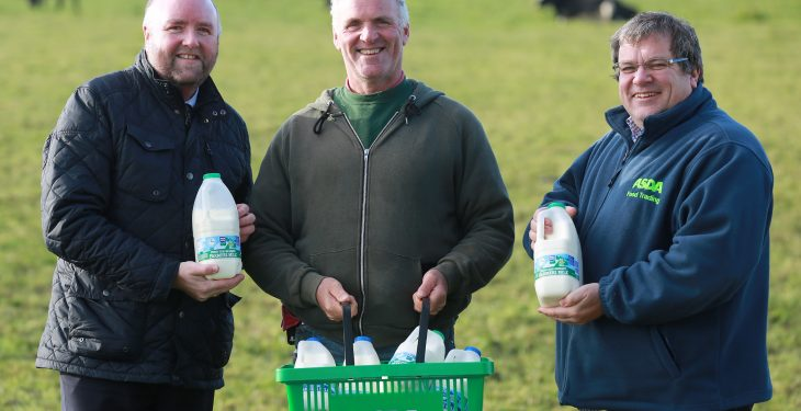 Dale Farm suppliers to receive milk price boost from Asda customers