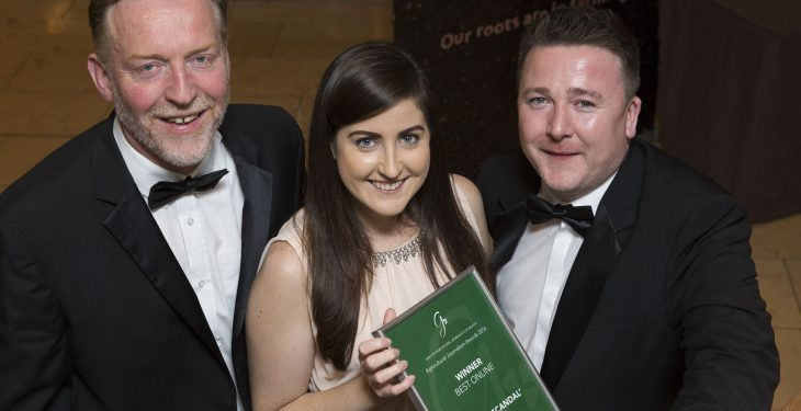 Agriland wins Best Online category at 2016 Agri-Journalism awards