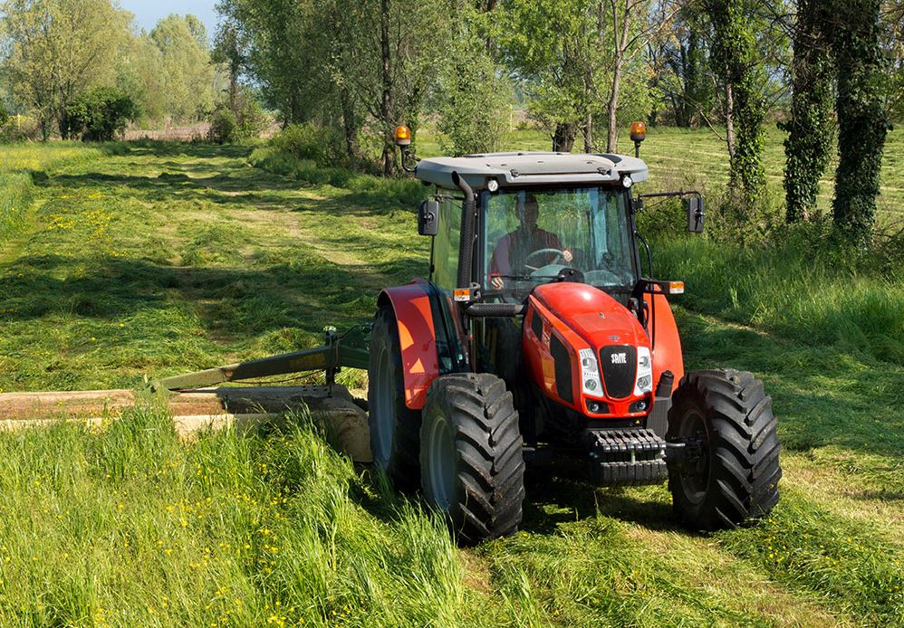Same Tractor 90 : Same to update utility tractor range for agriland ie