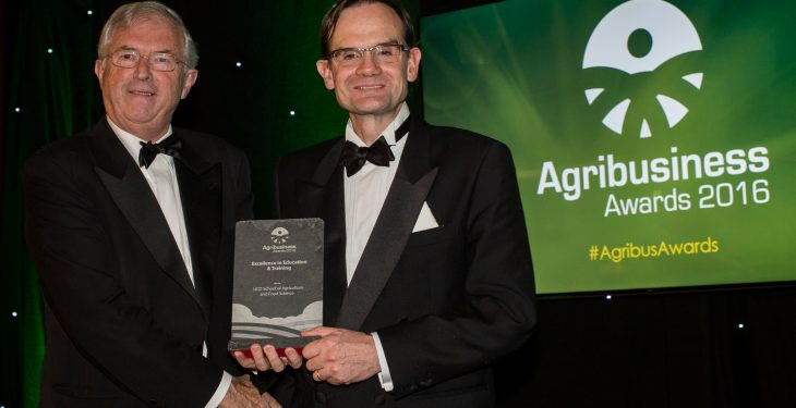 UCD wins big at the national Agribusiness Awards