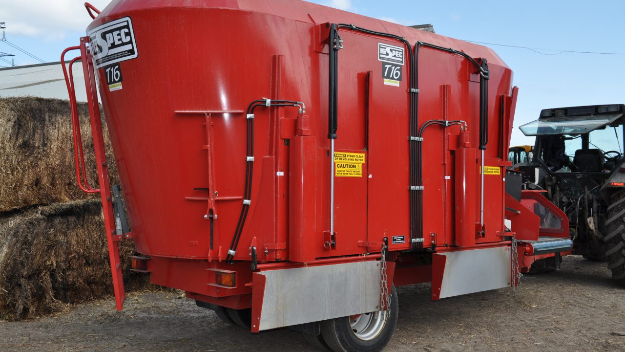 Hi-Spec feeders – an option to suit all farming systems