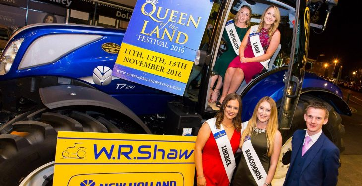 Queen of the Land to be crowned this weekend
