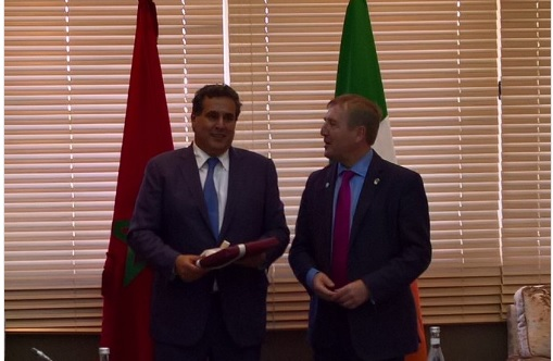 Export of Irish dairy cattle on the agenda in Morocco for Minister Creed