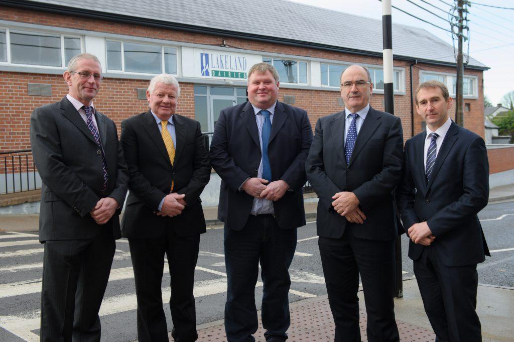 New Board Members at Lakeland Dairies
