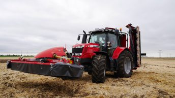 Check out the latest hay and forage equipment from Massey Ferguson