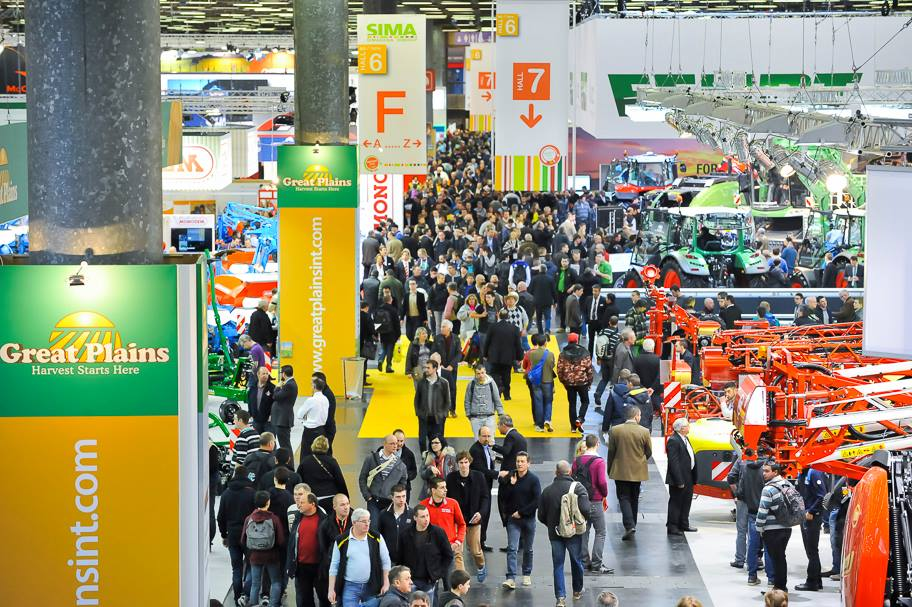 What farming will be like in 10 years to be examined at SIMA 2017