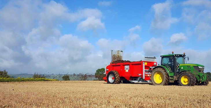 Improvements to Hi-Spec spreader will see manure evenly spread to 24m