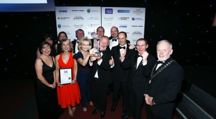 Chanelle Group named Ireland's Exporter of the Year