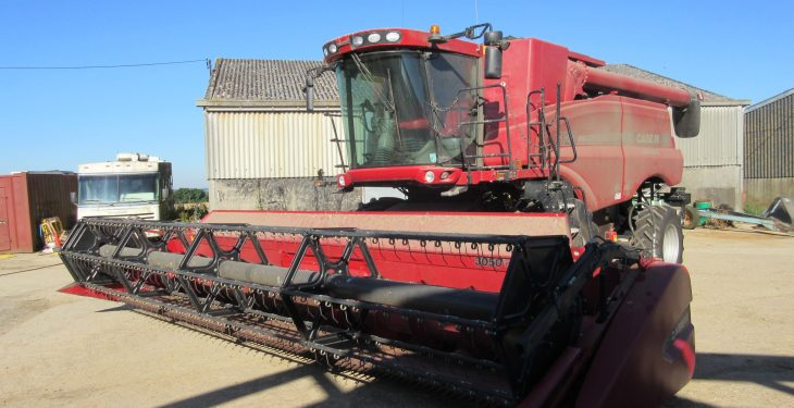Combine drivers arrested in Co. Wexford