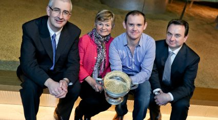 Kildare mother and son team win Malting Barley Excellence Award