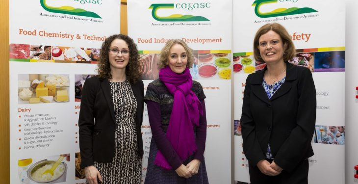 Five new appointments to the Teagasc Food Research Programme