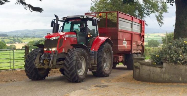 'Compulsory tractor road-worthiness tests could cost over €1,000 each'