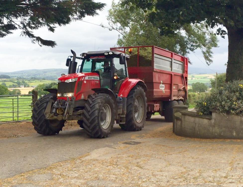 Over The Road Tractors : Compulsory tractor road worthiness tests could cost over