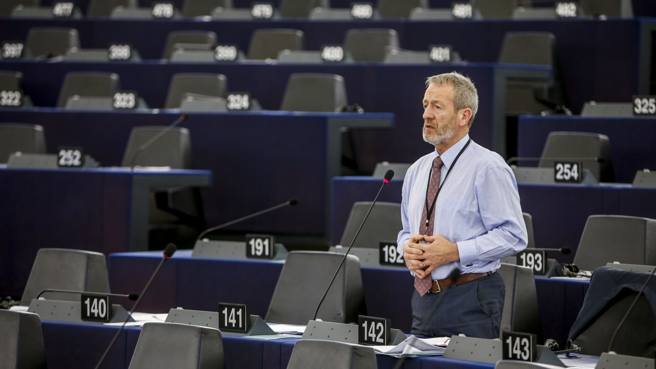 Seán Kelly set to be re-elected to European Parliament