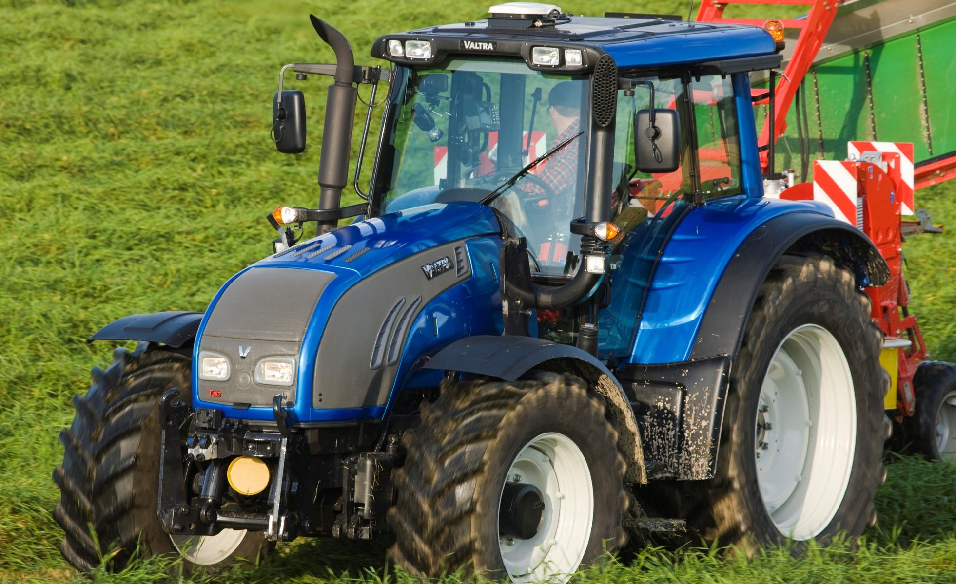 Valtra T series tractor