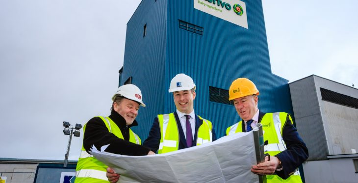 €5m investment in Aurivo facilities underway in the west