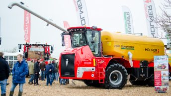 Pics: Check out the latest and greatest at this year's LAMMA machinery show