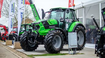 Video: Deutz-Fahr increases its '6' appeal