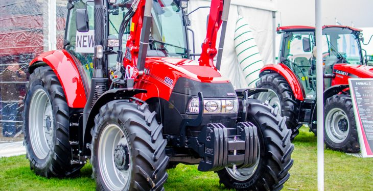 Case IH ups its game with high-spec Luxxum