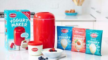 Irish milk powder set to be used in New Zealand yogurt brand