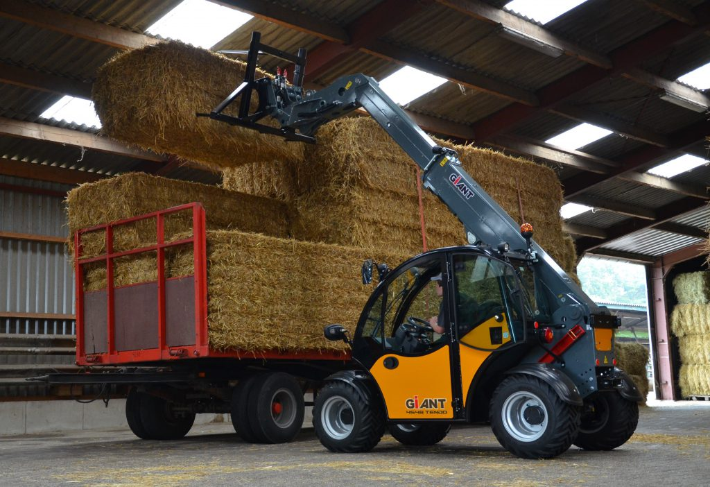 Giant Tendo 4548 HD telescopic handler