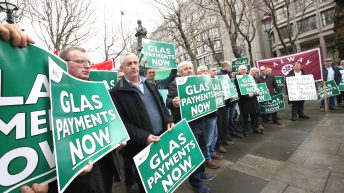 Is there any accountability for the implementation of the GLAS scheme?