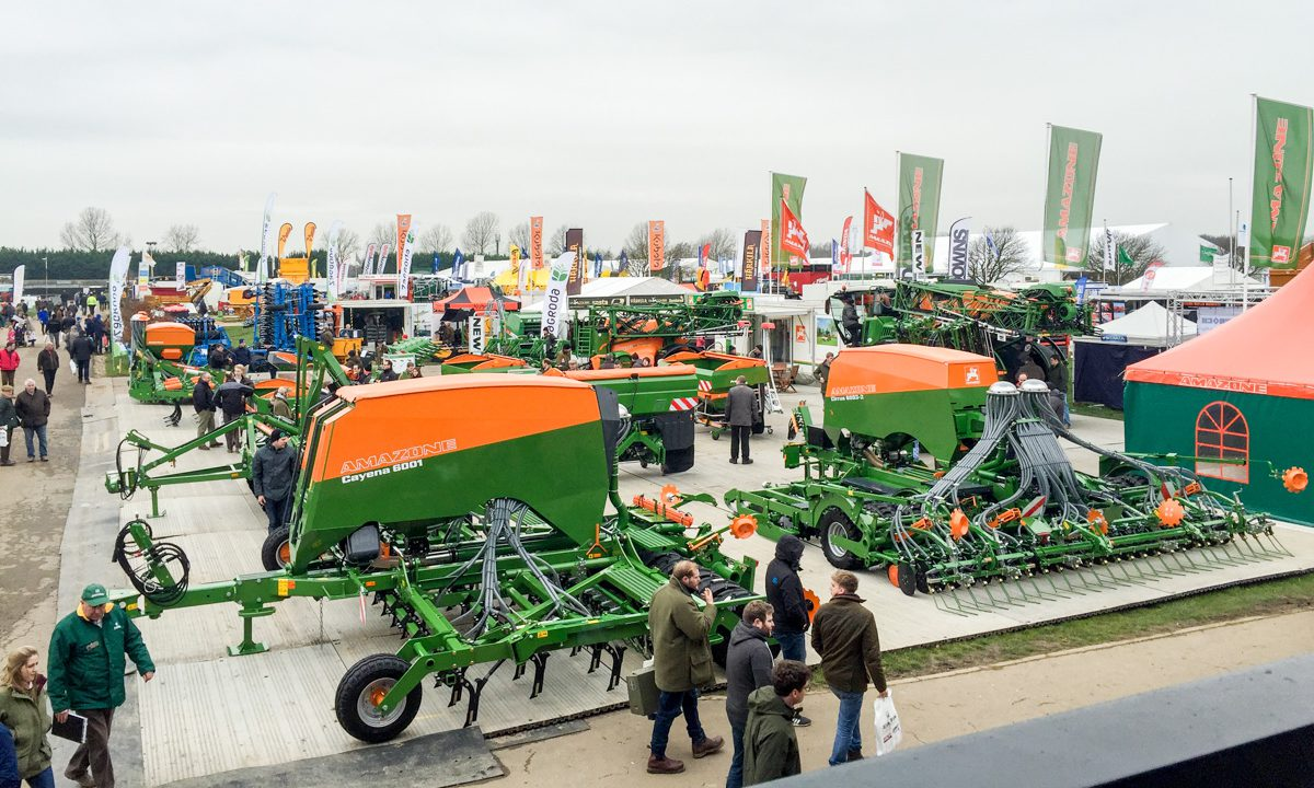 Video: Machinery show season is upon us