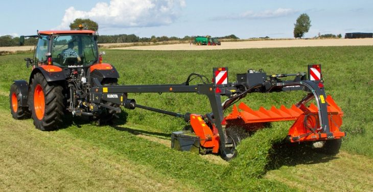 Kubota rolls out more agri implements at LAMMA