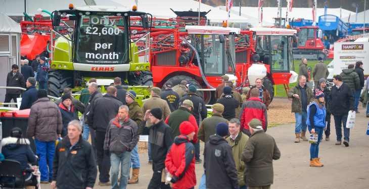 Irish machinery companies ramp up for LAMMA 2017