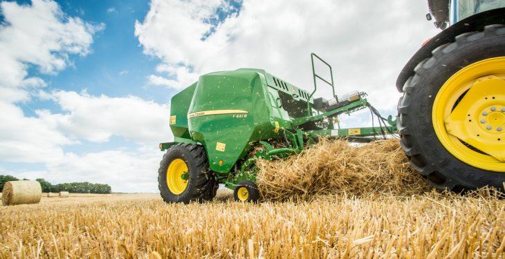 John Deere 'opens' up at FTMTA Farm Machinery Show