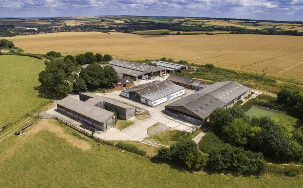 A Large Commercial Farm Located In The South Of The England Has Been Placed On The Market And Valued At M E M By Selling Agents Savills
